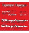 TRIUMPH Daytona T595 STICKERS