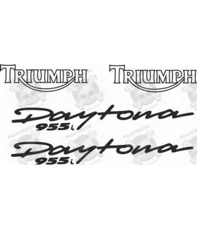 TRIUMPH Daytona 955i YEAR 1999 STICKERS