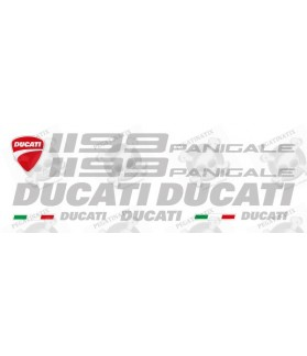 DUCATI 1199 Decal sticker set 1199 Panigale