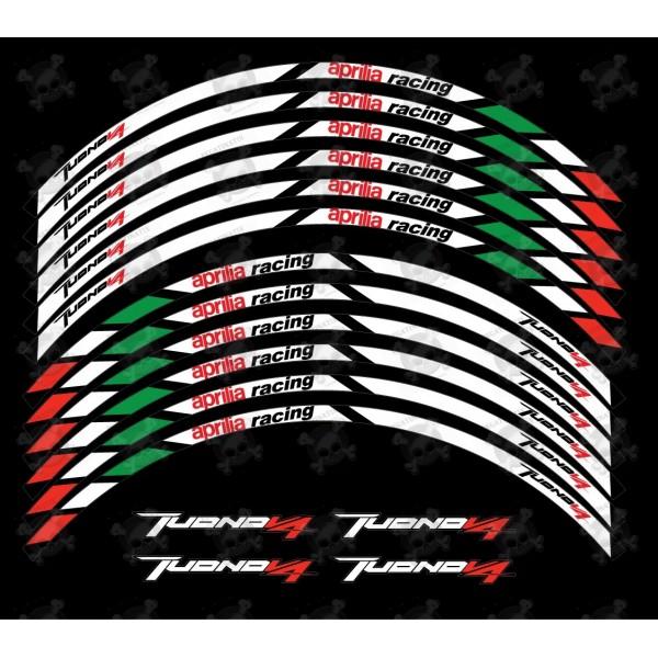Stickers Wheels Aprilia Rsv Tuono V4