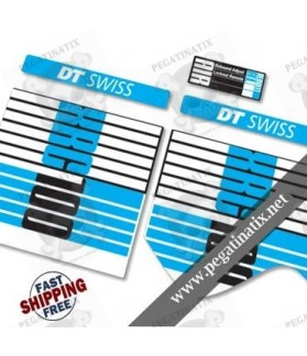 DECALS STICKERS DT SWISS XRC 100 RL