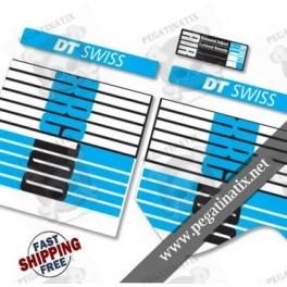 DECALS STICKERS DT SWISS XRC 100 RL