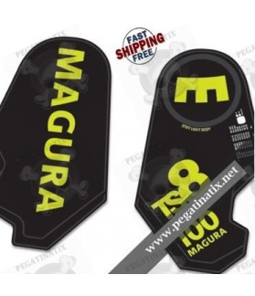 DECALS STICKER FORK MAGURA TS8B V2