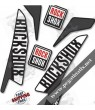 DECALS FORK BOXXER 2016 STICKERS KIT BLACK