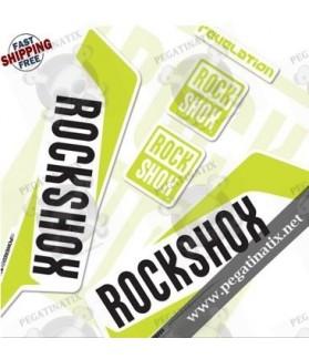 FORK ROCK SHOX REVELATION 2016 WHITE