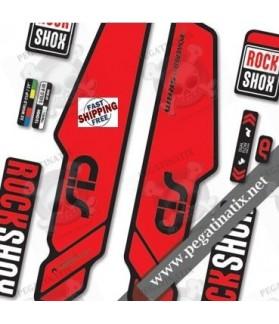 DECALS ROCKSHOX SID 2014 B V3