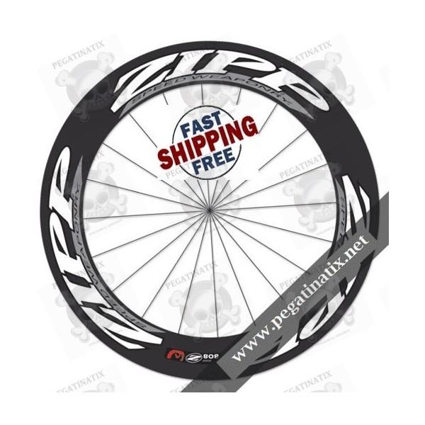 Wheel Rims Zipp 808 Decals Kit