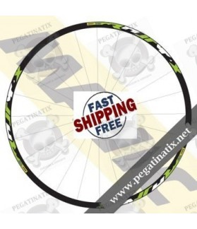 STICKERS WHEEL MAVIC CROSSMAX XL 2015 DECALS KIT