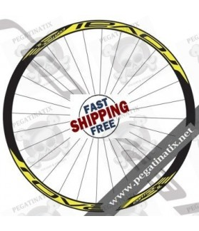 STICKERS WHEEL RIMS ROVAL CONTROL SL TOQUE DECALS KIT