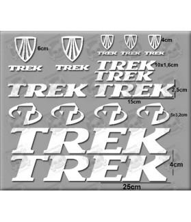Sticker decal bike Trek
