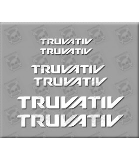 Sticker decal bike TRUVATIV