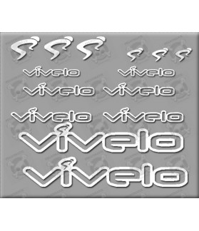 Sticker decal bike VIVELO