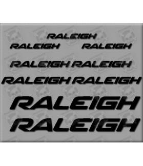 Sticker decal bike Raleigh