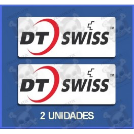 Sticker decal bike Dt Swiss
