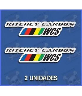 Sticker decal bike Ritchey