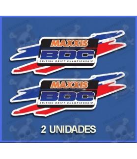 Sticker decal bike MAXXIS BDC