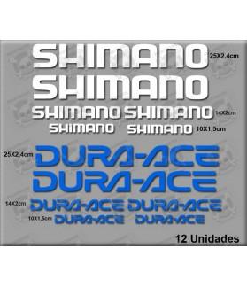 Sticker decal bike SHIMANO DURA ACE
