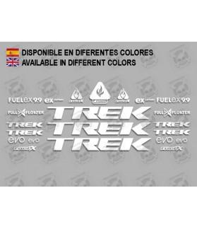 STICKER DECALS BIKE TREK FUEL EX9.9