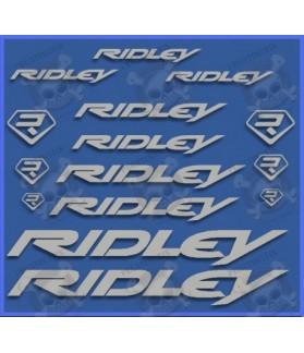 STICKER DECALS BIKE RIDLEY