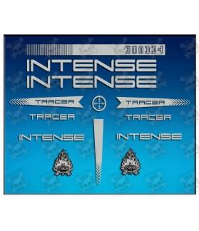 Sticker decal bike INTENSE TRACER AM56