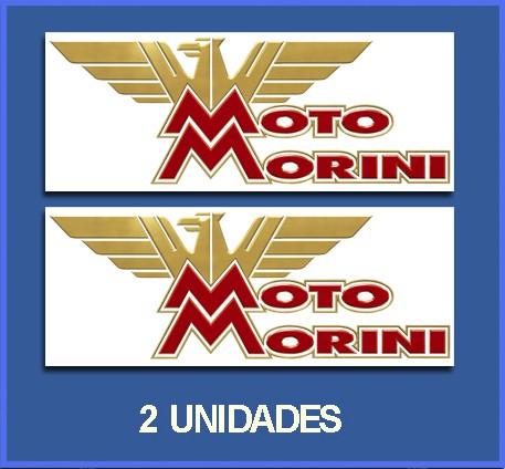 Tankemblem Moto Morini Aufkleber