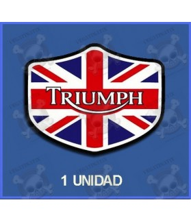 Stickers decals Motorcycle TRIUMPH