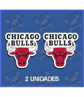 Stickers decals Sport CHICAGO BULLS