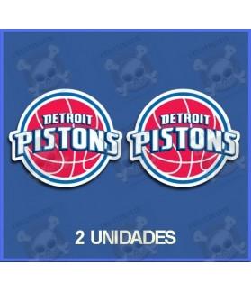 Stickers decals Sport DETROIT PISTONS