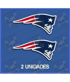 Stickers decals Sport NEW ENGLAND PATRIOTS