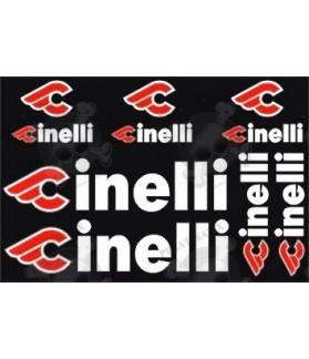 Stickers decals bike CINELLI
