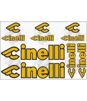 Stickers decals bike CINELLI 2
