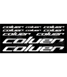 Sticker decal bike COLUER UNIVERSAL
