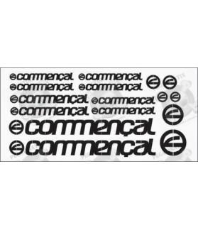 Sticker decal bike COMMENCAL UNIVERSAL