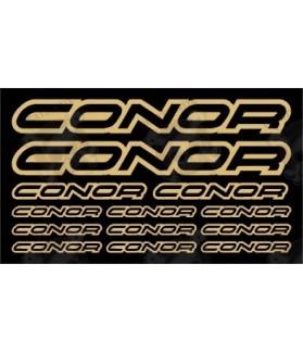 Sticker decal bike CONOR UNIVERSAL