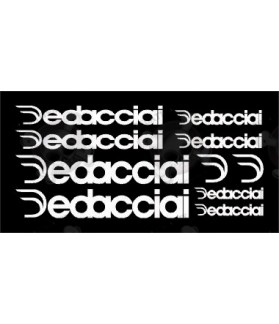 Sticker decal bike DEDACCIAI UNIVERSAL