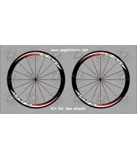 Stickers decals wheel rims FSA