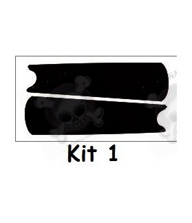 Stickers decals for KIT PROTECCION