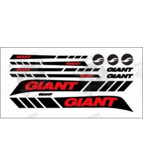 Stickers decals bike GIANT 2