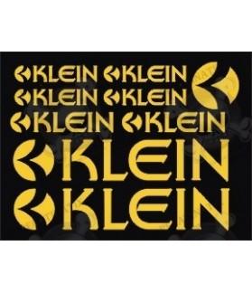 Stickers decals bike KLEIN