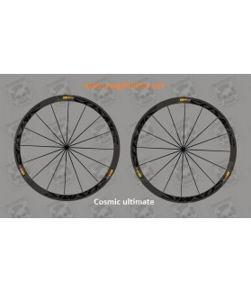 Sticker decal bike MAVIC COSMIC ULTIMATE
