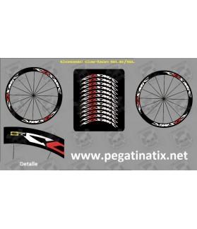 Sticker decal bike MAVIC COSMIC CARBON SLE