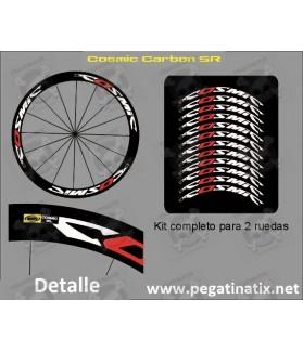 Sticker decal bike MAVIC COSMIC CARBON SR