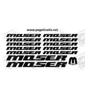 STICKER DECALS MOSER