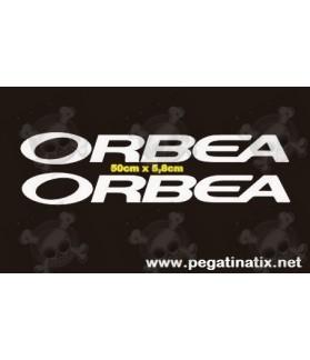 Stickers decals bike ORBEA XXL