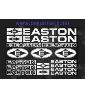 Stickers decals bike EASTON