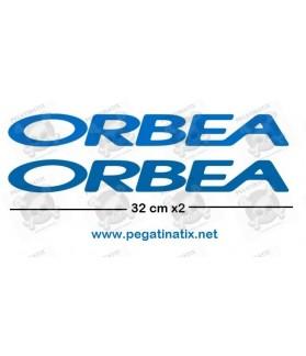 Stickers decals bike ORBEA