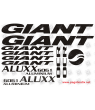 Stickers decals bike GIANT ALUXX 6061 ALUMINIUM
