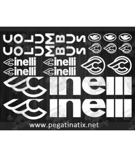 Stickers decals bike CINELLI COLUMBUS