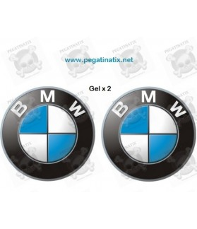 Stickers decals motorcycle LOGO BMW GEL x2