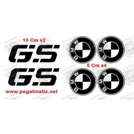 Stickers decals motorcycle BMW GS